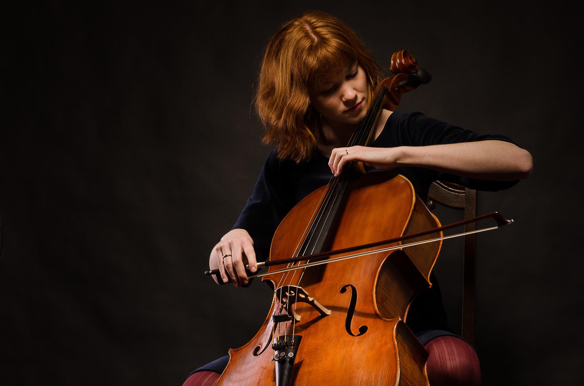 Cecilie & Cello